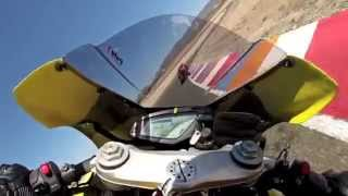 MV AGUSTA  F3 Almeria Hot Laps HD MAY 2014