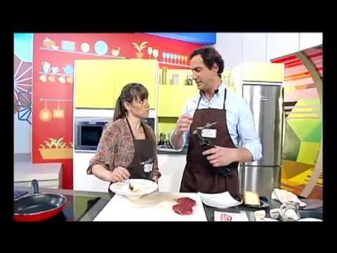 Miel sobre Hojuelas - Ternera amielada con toque de mostaza y curry