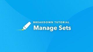 Script Breakdown Tutorial: How to Manage Scene Settings (Ep.10)