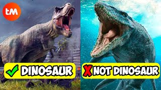 10 SHOCKING FACTS About DINOSAURS You Didn't Know 🦖