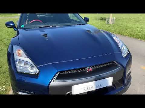 Nissan GT-R V6 Recaro Black Edition Video