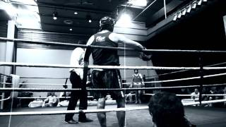 preview picture of video 'Charity Boxing Event Whangarei Oct 1st 2011. Kitchen vs Ivey Bout'