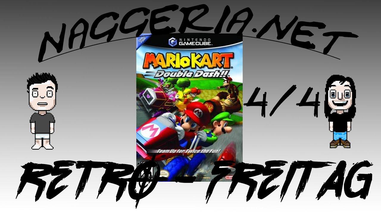 [Retro-Freitag] Mario Kart: Double Dash (GC) – 4/4 – Feat. Nachtlicht & Frau Shrapnella