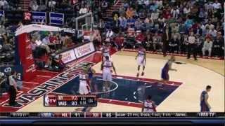 The Jeremy Lin Show Vs. Washington Wizards (2/8/12)