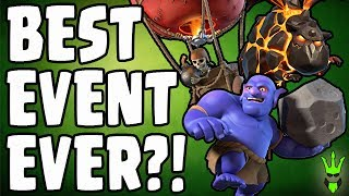THE BEST EVENT EVER?! - Completing the BoLaLoon - Clash of Clans - TH10 GoBoLaLoon Attacks!