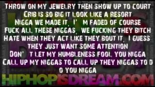 Ace Hood - 100 Foreva (Lyrics On Screen)