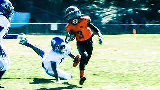 Falcons United 10U PLAYOFFS 🔥 vs Central Dekalb Jaguars Youth Football Highlights