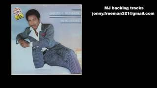 George Benson -  Being with you backing track by MJ