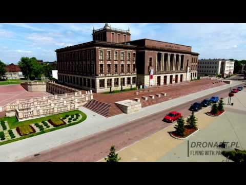 [DRONART.PL] Dabrowa Gornicza okiem dron