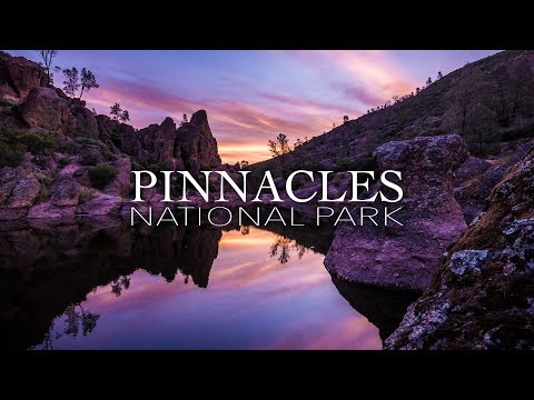 Pinnacles National Park in Crisp 4K