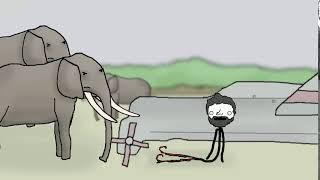 Sam O'Nella Academy Elephants Clip