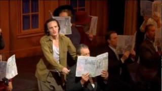 Che' in Evita Clip 6: The Rainbow Tour