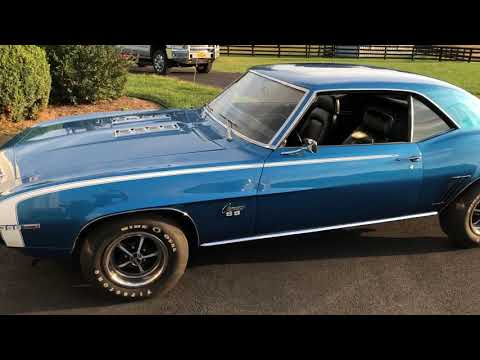 Video of '69 Camaro SS - QVN5