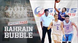 Bahrain Bubble | Sports Page