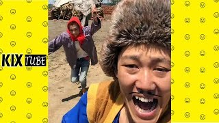 Watch keep laugh EP440 ● The funny moments 2018