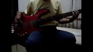 Kool & The Gang - Joanna - Bass Cover