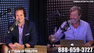 The Bald Truth - Special Edition - Dr. Alan Bauman in Studio Discussing PRP, Laser Hairloss And More