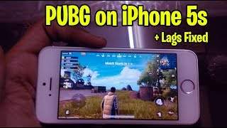 CONFIG PUBG PERFORMANCE IOS UNTUK IPHONE 5/5S/6 - Самые