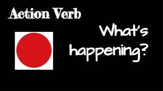 GG Action Verb