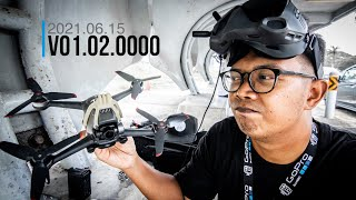 DJI FPV Firmware Update | Can You FEEL The Difference?