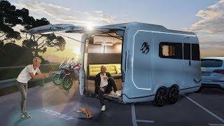 KNAUS DESEO 2018 - Multifunctional Loading-Hero