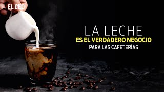 ¿Cuál es el verdadero negocio de las cafeterías?