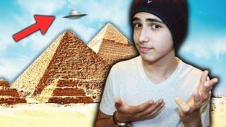 מי באמת בנה את הפירמידות??
