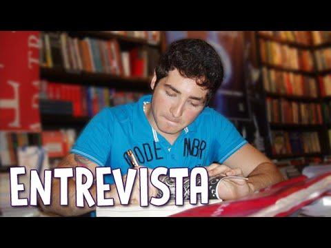 Entrevista com o autor F.P.Trotta | Não Apenas Histórias