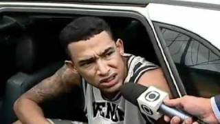 MC FRANK, TICÃO, SMITH Presos no RIO DE JANEIRO