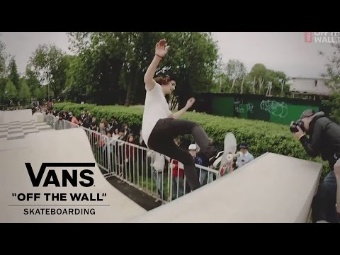 Off The Wall Park Opening Ceremony in Moscow | Skate | VANS