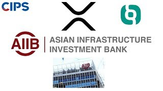 Ripple XRP: Asian Infrastructure Investment Bank NEEDS XRP!