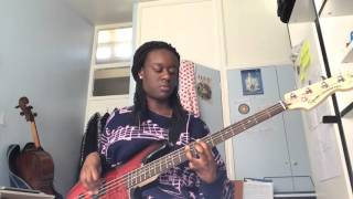 The Strokes - Killing Lies (Bass Cover)
