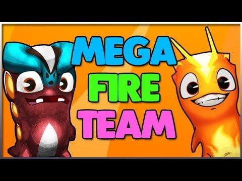 slugterra slug it out 2 megamorph fire team forgesmelter