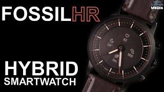 NEW FOSSIL HR HYBRID SMARTWATCH [2 Week Battery, E-Ink AOD, Sleep Track, Heart Rate]