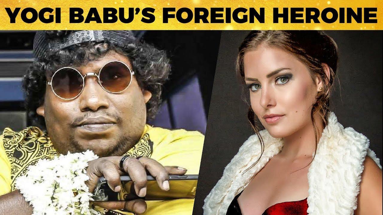Yogi Babus New Film Heroine Revealed! | Gurkha | TK