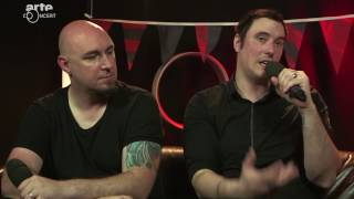 Breaking Benjamin About Dealing With Health Issues And Being Sincere