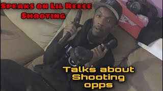 Fbg Wooski talks about  Lil Reese shooters,king von death & sister (must see)