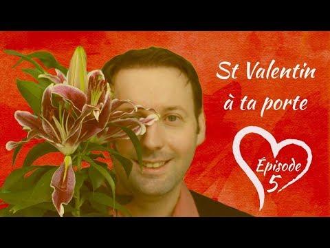 St Valentin à ta porte