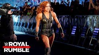 WWE Royal Rumble: Lynch y Rollins a la estelar de WrestleMania 35; Regresa Rowan; McMahon y Miz se c
