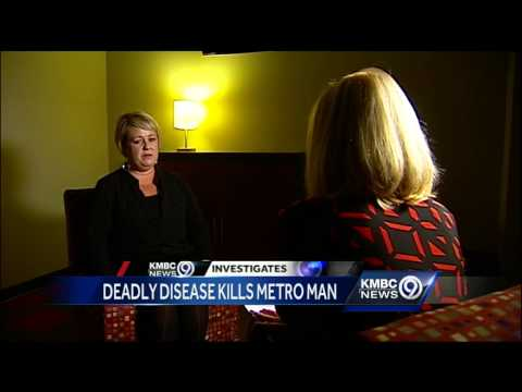 Autopsy confirms Legionnaires' disease in KC death