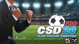 VideoImage1 Club Soccer Director PRO 2020