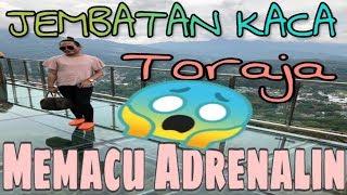 preview picture of video 'Jembatan Kaca di Buntu Burake || TANA TORAJA Trip Part 2'