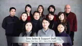 preview picture of video 'Sino Sales & Support Staff Group Video'