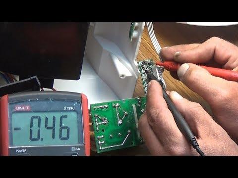 Электрическая сушилка для рук. Ремонт и устройство