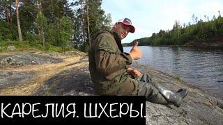Все озера лахденпохья и рыбалка на них