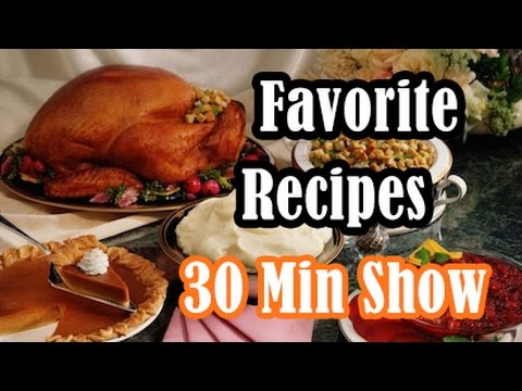 Traditional Thanksgiving Recipes: Turkey, Pumpkin Pie