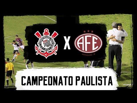 Melhores momentos de Corinthians 2 x 2 Ferroviária