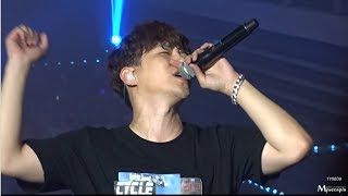 170609/11 2PM 6Nights 서울 콘서트_ Angel _ Olny you (준호 찬성)