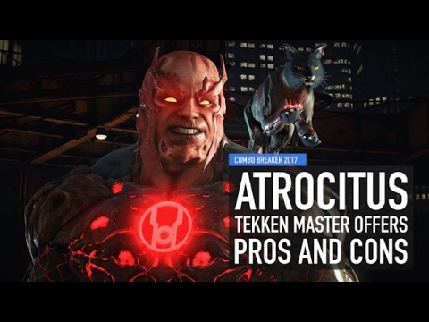 Download Combo Breaker 2017 - Tekken Master's Atrocitus Pros And Cons HD Mp4 3GP Video and MP3