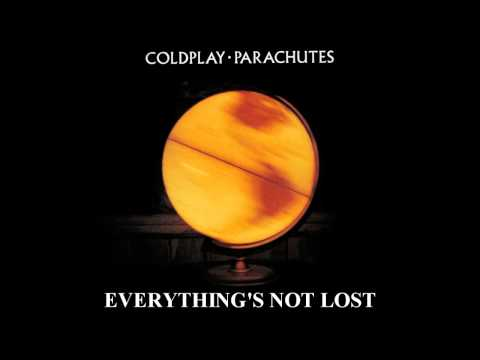 Coldplay - Everything's Not Lost (official instrumental)